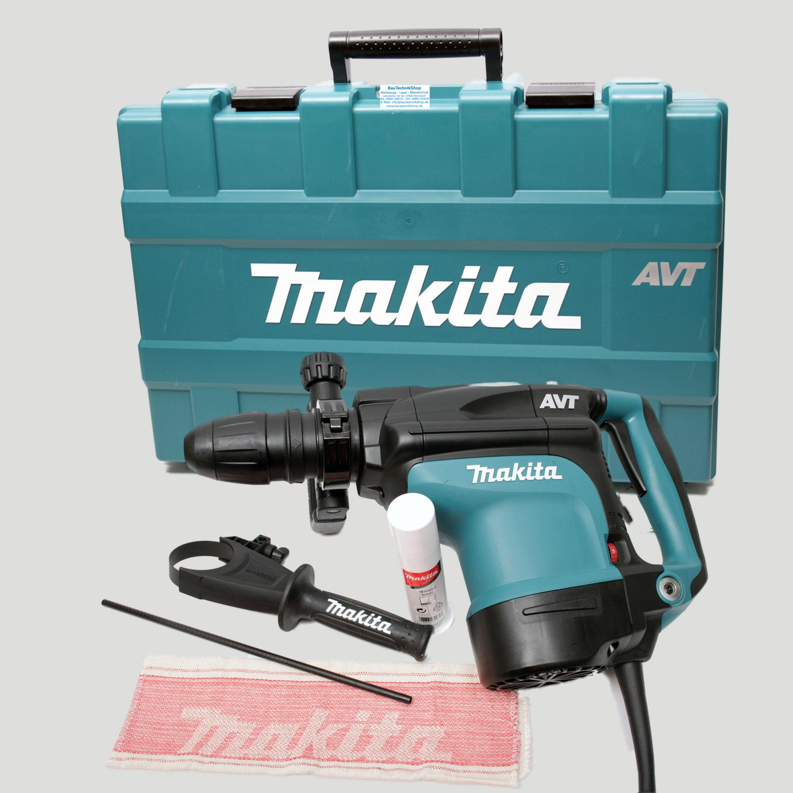 makita bohrhammer hr4511c sds max 1350w bautec. Black Bedroom Furniture Sets. Home Design Ideas
